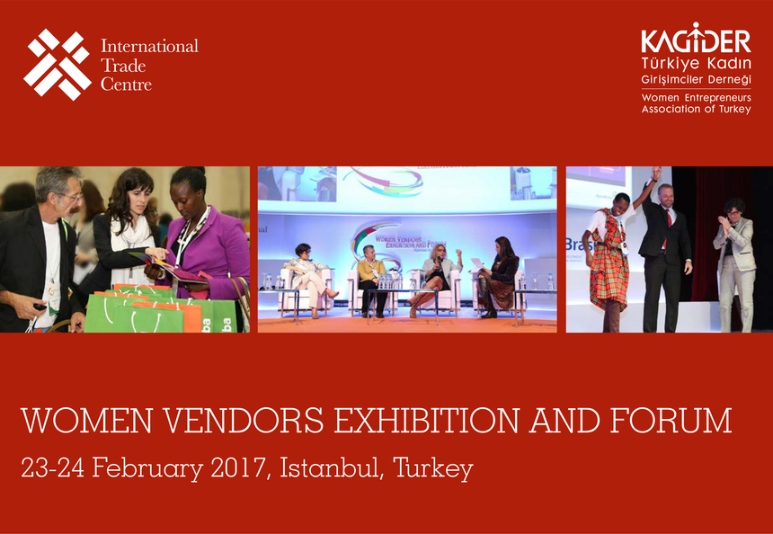 Women Vendors Exhibition and Forum Istanbul