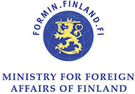 Logo Ministry for foreign affairs of Finland